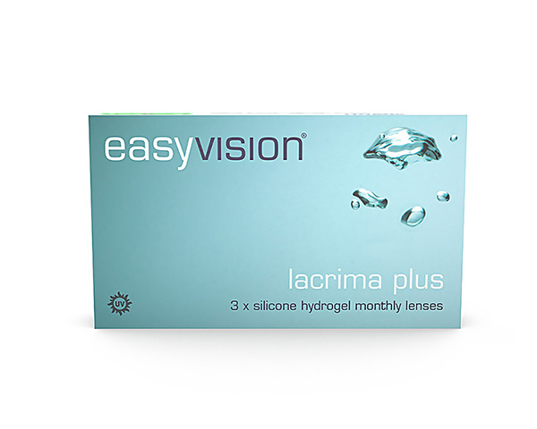 easyvision kontaktlinser – easyvision Lacrima Plus