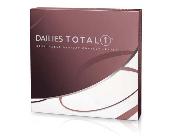 Dailies kontaktlinser – Dailies Total 1 90 linser