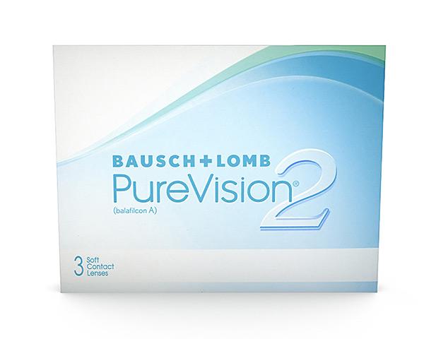 Purevision kontaktlinser – Purevision2