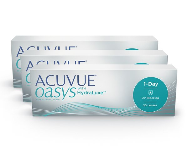 Acuvue kontaktlinser – Acuvue Oasys 1-Day 90 linser
