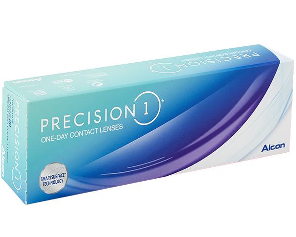PRECISION1 kontaktlinser – PRECISION1