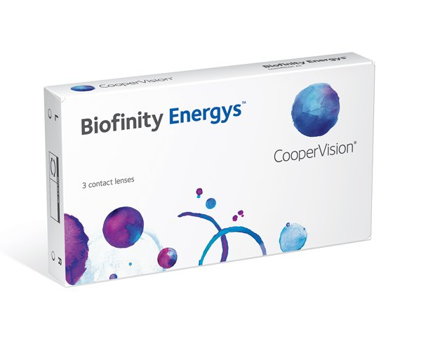 Biofinity kontaktlinser – Biofinity Energys
