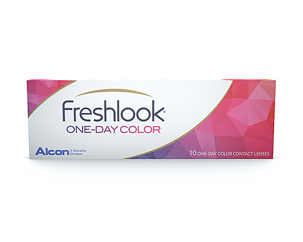 Freshlook kontaktlinser – Freshlook One Day Color