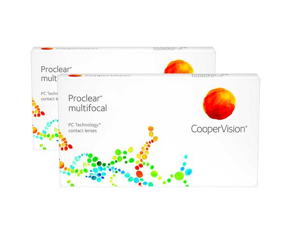 Proclear kontaktlinser – Proclear Multifocal 6 linser