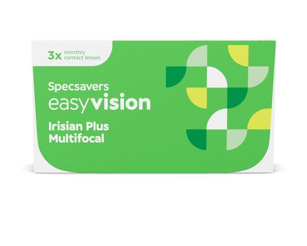 easyvision kontaktlinser – easyvision irisian plus multifocal