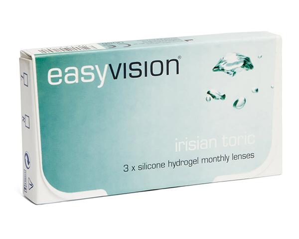 easyvision contact lenses - easyvision Irisian Toric
