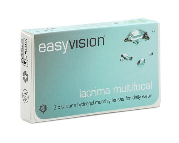 easyvision contact lenses - easyvision Lacrima Multifocal