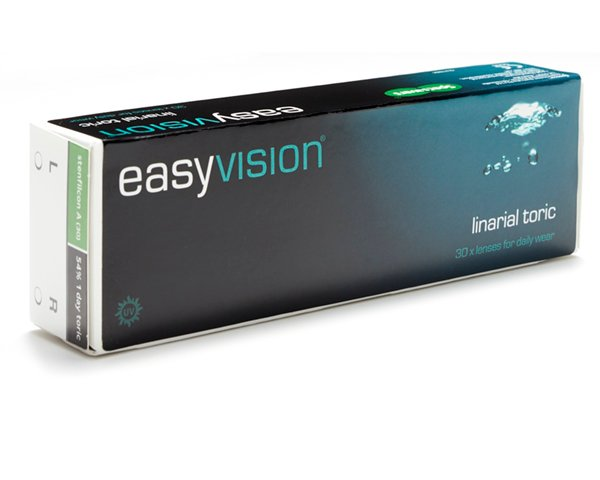 easyvision contact lenses - easyvision Linarial Toric Daily