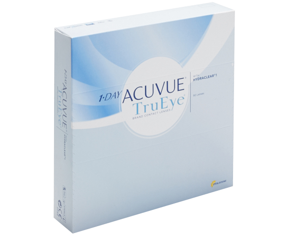 Acuvue contact lenses - 1 Day Acuvue Trueye 90 pack