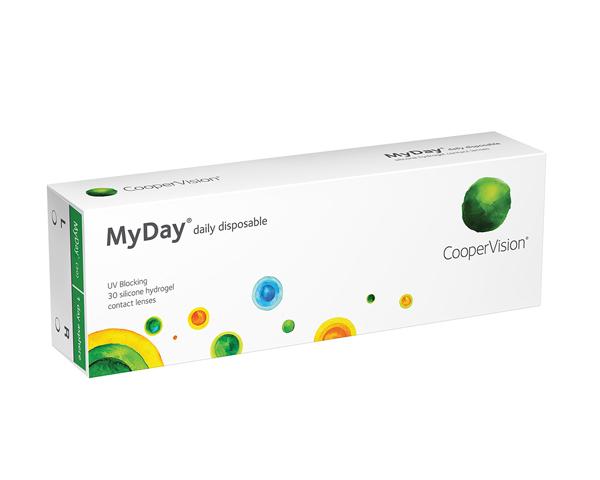 MyDay contact lenses - MyDay