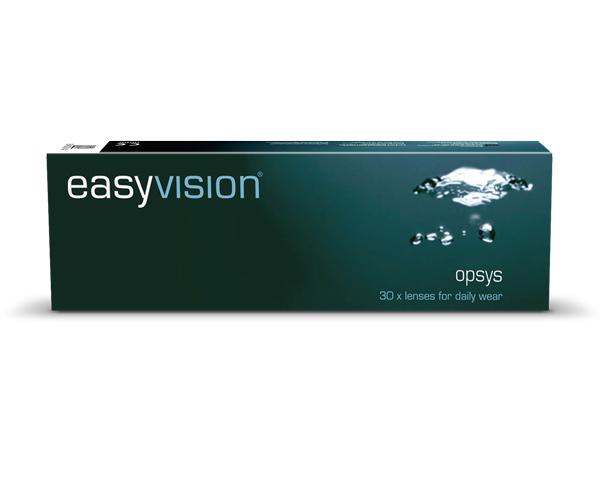 easyvision kontaktlinser – easyvision Opsys