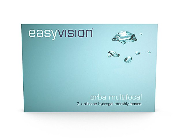 easyvision kontaktlinser – easyvision orba multifocal