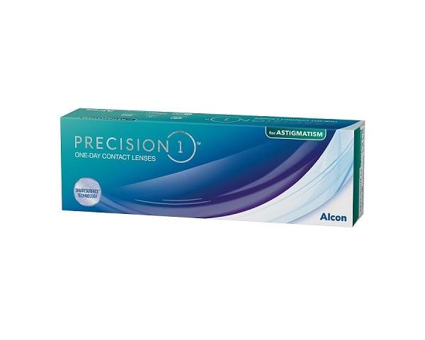 PRECISION1 kontaktlinser – PRECISION1 for Astigmatism