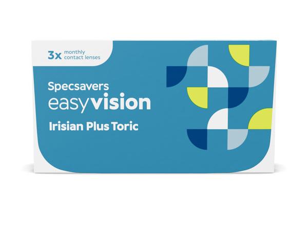 easyvision kontaktlinser – easyvision irisian plus toric