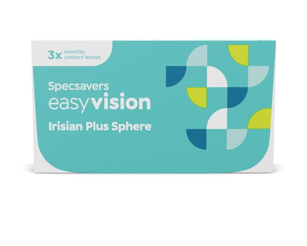 easyvision kontaktlinser – easyvision irisian plus
