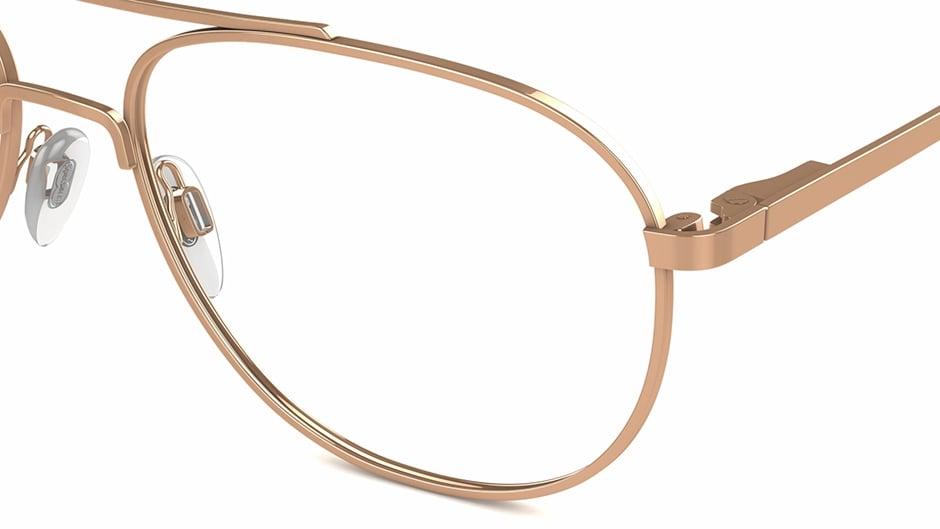 Shiny White Translucent Pink C/éb/é Baby Ayden Sunglasses 1012